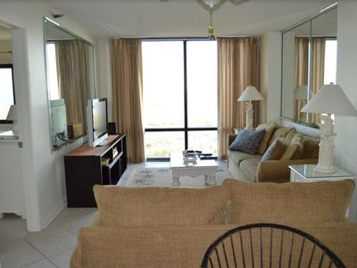 Photo for Emerald Surf #109 Gulf Front 2 Bedroom 2 Baths