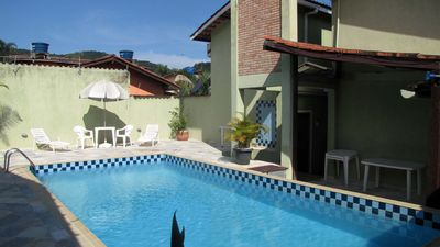 Photo for Two Bedroom Condo in Myconos Island, great prices, pool