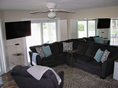 Photo for 501- 2 bedroom/2 bath condo in Colony II at  Oyster Bay Sunset Beach