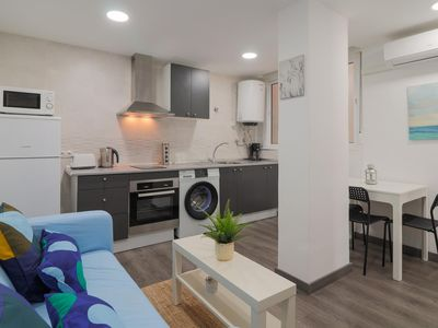 Photo for Two Bedroom Malaga Train Station (C105)