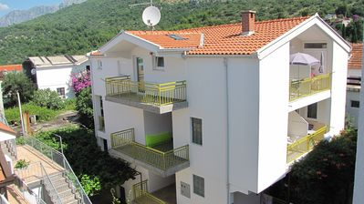 Photo for APARTMENT A7  -  Holiday house in Podaca - a small village for a great holiday!