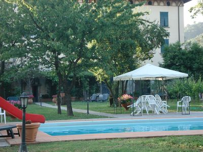 Photo for Apartment Knight in Villa Antica with Pool