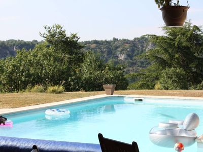 Photo for 2BR House Vacation Rental in Arcambal, Occitanie