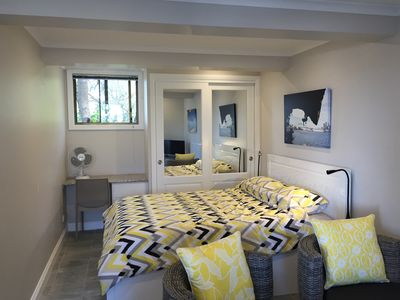 Photo for Gemstay, a stylish studio apartment near Dee Why Beach and Manly
