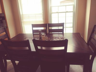 Photo for Beautiful 2bdrm 1 bath private apartment near downtown, UOfR and RIT..