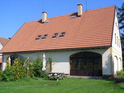 Photo for Holiday home De RoosB in rustic Vernerovice in Czech Republic