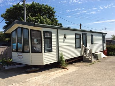 Photo for Prestige caravan in the heart of anglesey