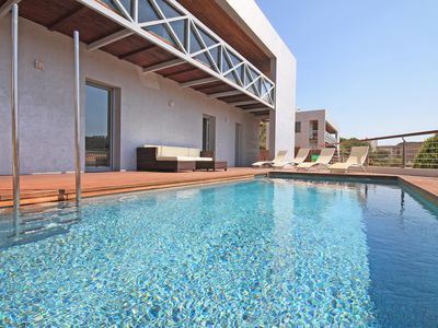 Photo for Reina: Modern villa with private swimming pool