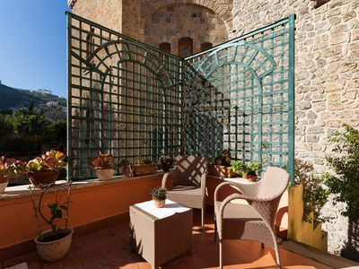 Photo for Casa Sorrentina in Sorrento center, two bedroooms, up to 5 sleeps.