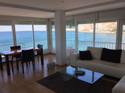 Photo for Spectacular apartment, 3 bedrooms, 7th floor on Nautical Club and beaches.