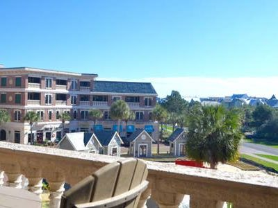 Photo for Luxurious Lrg. 3BR/2BA Condo near Rosemary Bch/Walk to dining/heated pool/bea