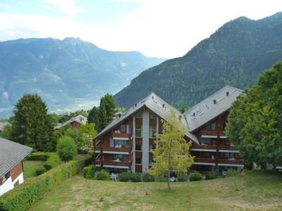 Photo for Apartment Les Sources et Les Eaux Vives in Ovronnaz - 4 persons, 2 bedrooms
