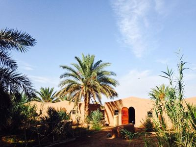 """Photo for Stay in the oasis """"Source of life"""" in Morocco"""