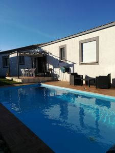 Photo for Villa 126m ^ 2 with private pool