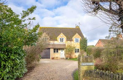 Photo for Woodside is a spacious and elegantly furnished property in the picturesque village of Mickleton