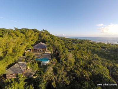 Photo for Bah015 - Villa with Pool and breath taking view in Trancoso