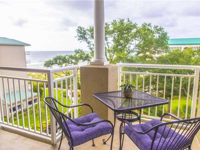 Photo for 5501 Hampton Place | Recently Renovated | Private Balcony w/ Ocean View | Heated Complex Pool