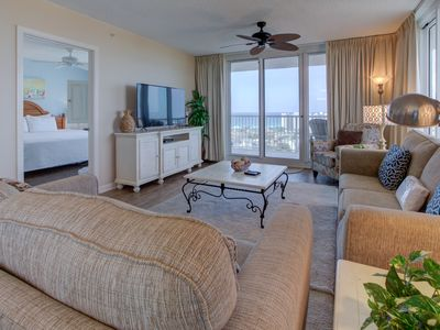 Photo for Beautiful 3 bedroom unit 1401 at Terrace at Pelican Beach
