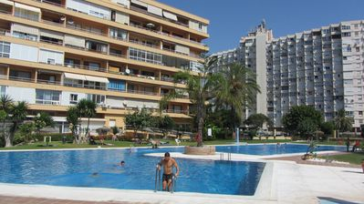 Photo for Holiday studio apartment in Torremolinos