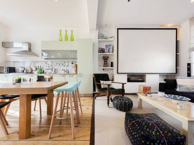 Photo for Bright Loft House with Terrace in Notting Hill!!