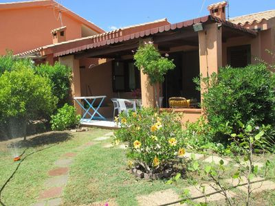 Photo for Nice house for 2-6 people, with a beautiful garden, near the beach