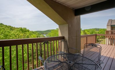 Photo for Beautiful View 2 Bedroom, 2 Bath Condo close to SDC and Table Rock Lake!
