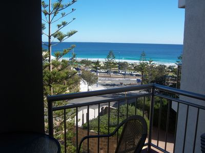 Photo for Ocean View Beachfront Scarborough 2/2