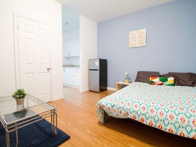 Photo for 2 Bedrooms Apartment near Kensington Market – Unit 9