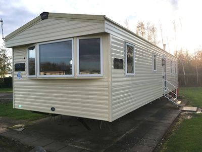 Photo for Haven Holiday Caravan, Burnham-on-Sea, Deluxe Rated, 44 Chestnut Grove