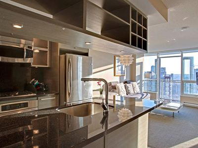 Photo for Bright & Classic, View 1BR great for Corporates!