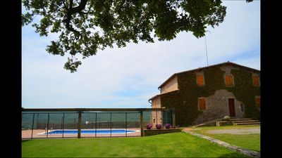 Photo for 7 bedroom Villa, sleeps 15 with Pool and FREE WiFi