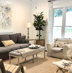 Living Area / Comfy Seating for 7