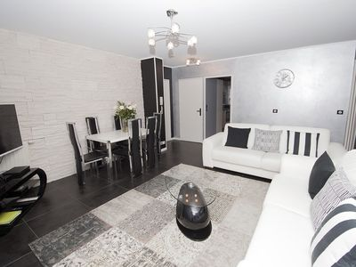 Photo for Large apartment of 82m² at 5 linutes from Disneyland Park Chessy Val D'Euro