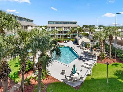 Photo for Nautical Watch C-11, 2 Bedrooms, WiFi, Pool Access, Beach Front, Sleeps 6