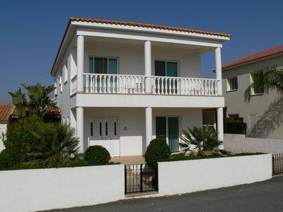 Photo for Villa With 4 Bedrooms, Private Pool And Sea Views . Unlimited WiFi.