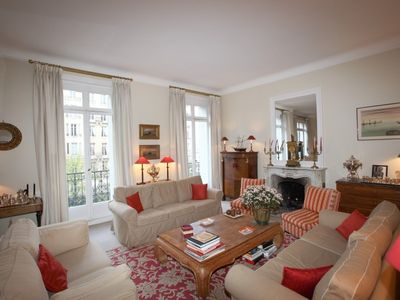 Photo for Superb flat in the heart of Paris 16th arrondissement