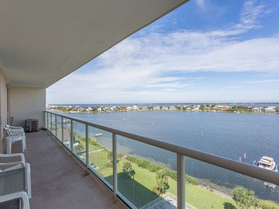 Photo for One bedroom with beautiful sound views!