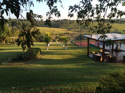 Photo for Sitio High standard in Águas de São Pedro, near the portal and the Water Park.