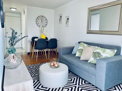 Photo for ✫Stylish Apartment✫ AC ✫Hight floor✫Panoramic view✫