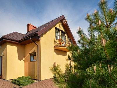 Photo for Large Holiday Home in Jaroslawiec with Barbecue