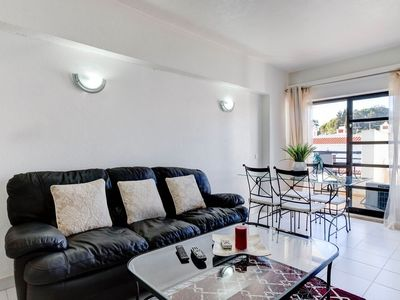 Photo for Larimar apartment 300 m walking distance from Carvoeiro Beach