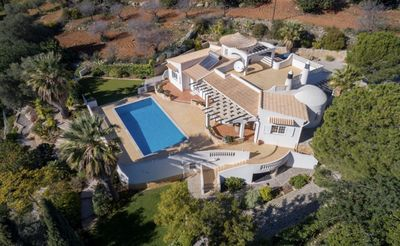 Photo for Villa 6 Pers. with Heated Pool and Sea View in Algarve - Portugal