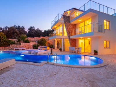 Photo for Elif Elia - 5 bedroom villa in tranquil location near to town centre