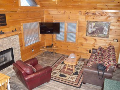 Great Pigeon Forge Location! Close to Dollywood!