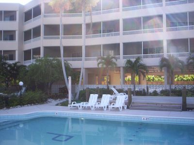 Photo for Condo Just Steps To Beach..Great Bargain..free wifi all beach gear!! $650 -$1700