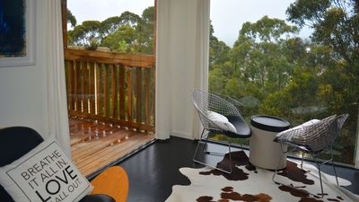 Photo for Arthouse Hobart One - contemporary city home with views