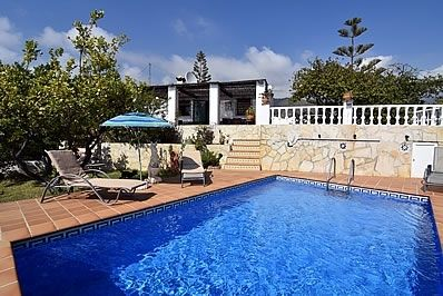 Photo for 2 bedroom Villa, sleeps 4 in Frigiliana with Air Con and WiFi