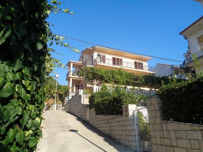 Photo for Lovely sea view apartment Ruzica for 4