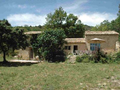 Photo for An authentic haven in the heart of the Luberon