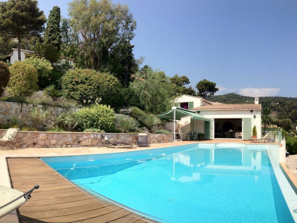 Fabulous villa near Monaco and Italy spectacular views and large pool